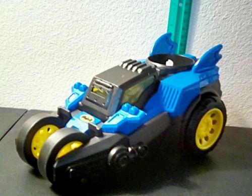 Imaginext tumbler batmobile