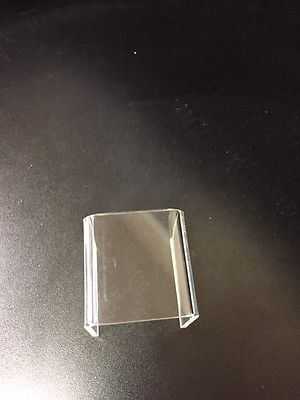 Lot of 24 pcs.Clear Acrylic Square Riser Display Stand 2 x 2 x 2