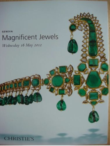 Christie's Magnificent Jewels 16 May 2012 Geneva