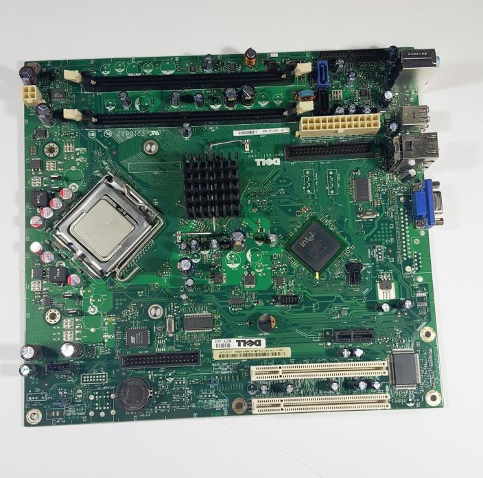 Genuine Dell Dimension 3100 E310  Motherboard