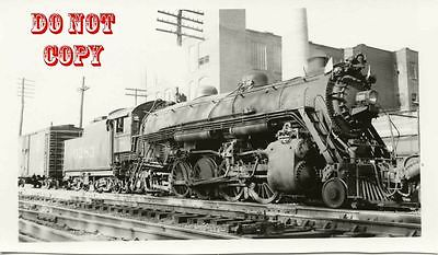 6G850 RP 1948/60s  SOUTHERN RAILROAD ENGINE #6283  REIDSVILLE NC