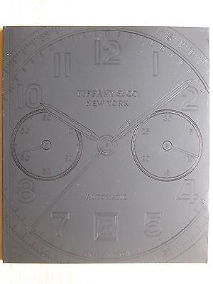 Tiffany & Co.  New York  AUTOMATIC watches Catalog 2015