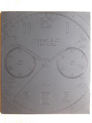 Tiffany & Co.  New York  AUTOMATIC watches Catalog 2015