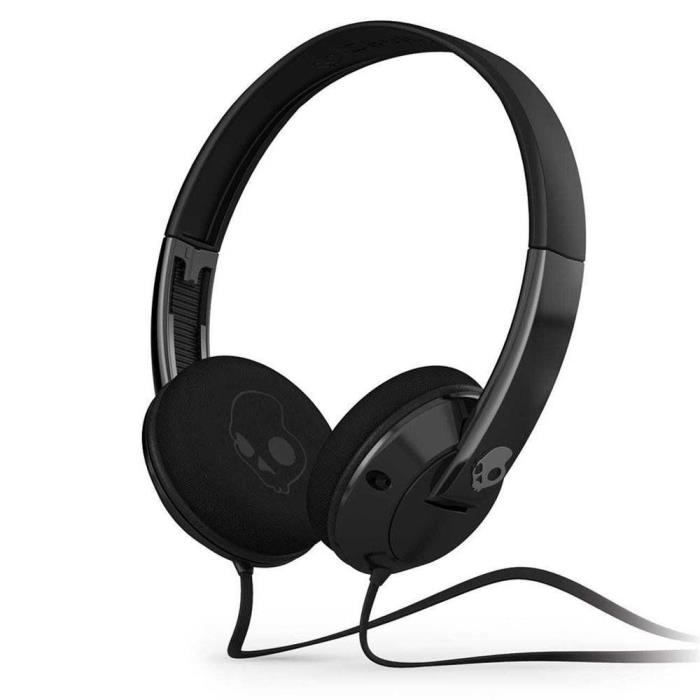 Skullcandy UpRock Stereo Headset (Black)