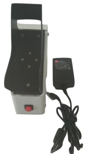 Shear Tech MJ-2500 Check Jogger w/Power Supply