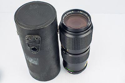 Mamiya Sekor EF 80-200mm f3.8 AF Zoom Lens With Mamiya EF/ZE Mount