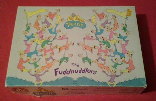 Classic 60 piece Dr Seuss