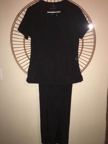 Cherokee Infinity Scrub Top Pants Set Large And Tall