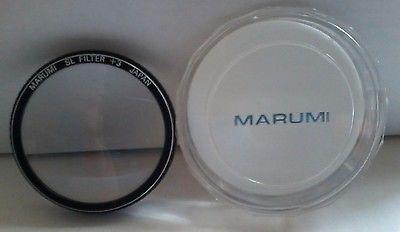 Camera Filter Marumi SL +3 Filter Japan