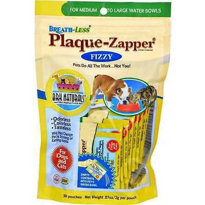 Ark Naturals Breath-Less Plaque-Zapper Medium to Large Pets - 30 Ct