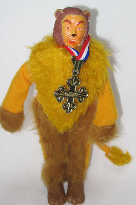 Wizard of Oz Cowardly Lion  Mego 1974
