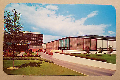 The Corning Glass Center Postcard