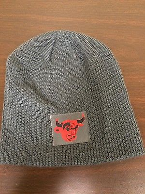 Chicago Bulls Benny the Bull knit cap 50th Anniversary SGA STH Gift