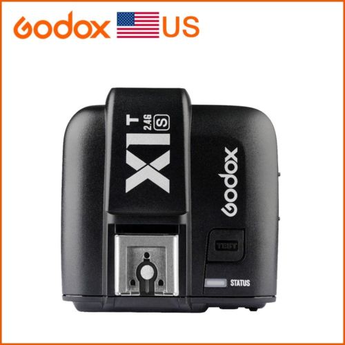 Godox X1T-S TTL 2.4G Flash Trigger Transmitter for Sony Mi Hot shoe A6000 A6500