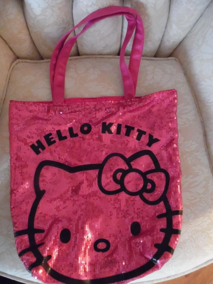 Sanrio Hello Kitty Sequence Tote Bag