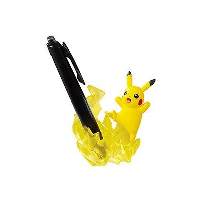 Pokemon 3-Inch Useful Desktop Figure - Pikachu Pen Holder