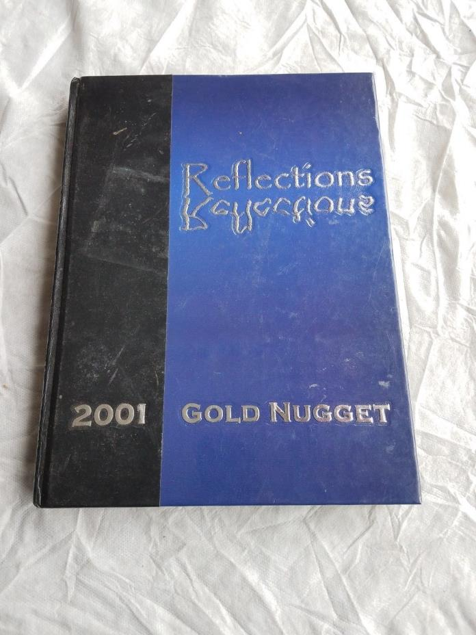 2001 Hardaway High School  Refiections Yearbook