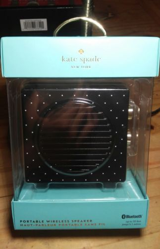 kate spade movie reel portable wireless speaker