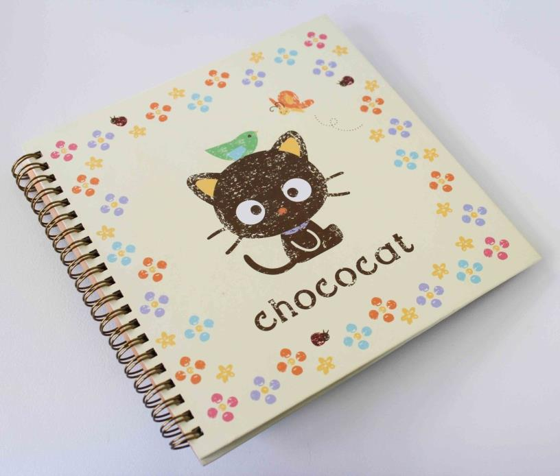 Sanrio Chococat Spiral Notebook Notepad Hard to Find!! Kawaii Cute!