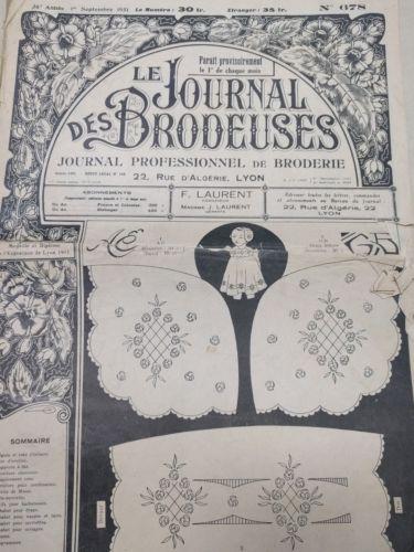 Le Journal des Brodeuses #678