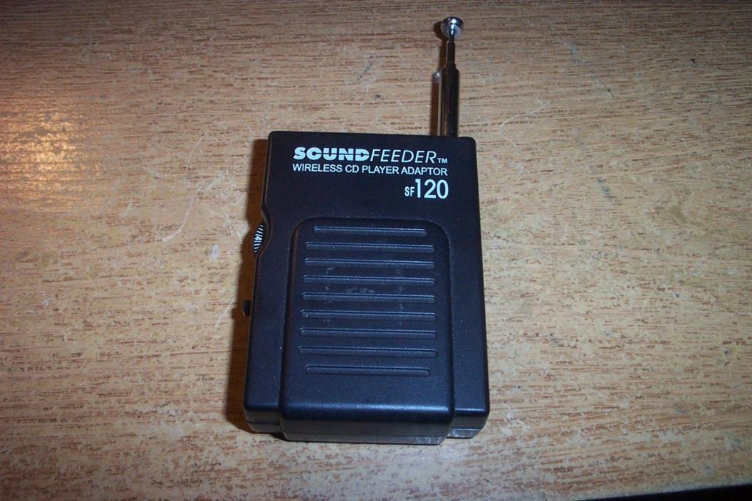 Sound Feeder SF120 Wreless CD Player adaptor