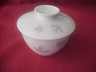 NORITAKE  CHINA MAPLEWOOD PATTERN PORCELAIN Cooking Serve BOWL WITH LID