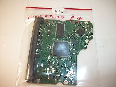 IDE Hard drive logic board - Seagate - Western Digital - 100535537- W4