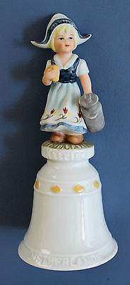 Katrina Netherlands World of Children Porcelain Bell River Shore Roger Brown 80