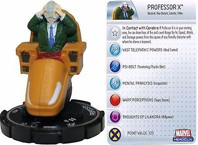 Marvel HeroClix Professor X #036 **Giant Size X-Men** RARE!