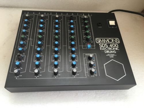 Simmons SDS 400 Electronic Drums