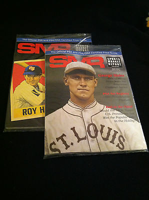 Sports Market Report lot / March 2017 + April 2017  / Roy Hobbs / PSA guide
