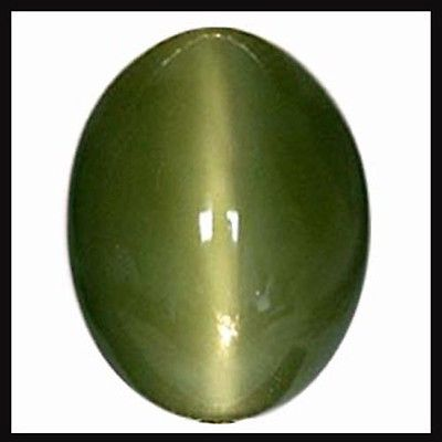 3.02 cts BEAUTIFUL RARE 100% NATURAL RUSSIAN ACTINOLITE CATS EYE GEM