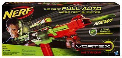 Nerf  Vortex  Nitron (Discontinued by manufacturer)