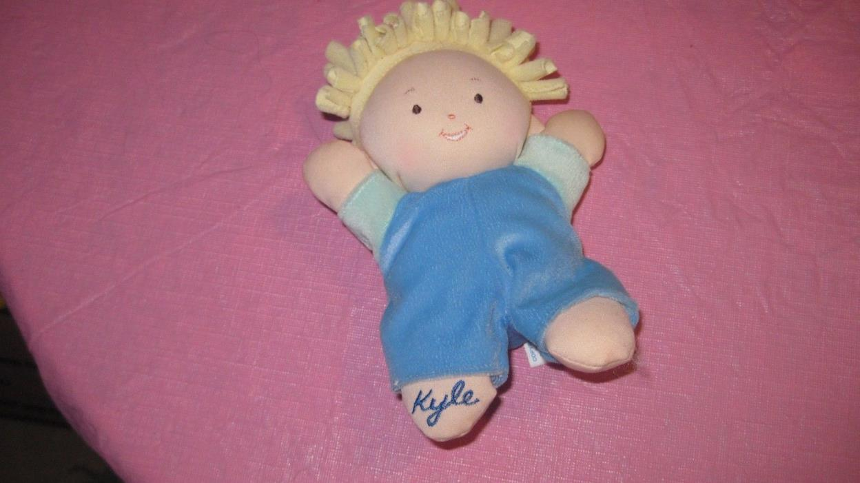 NOODLE DO'S   Kyle  DOLL Plush Stuffed 7