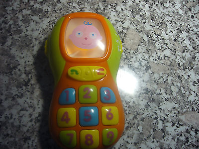 HAPPY KID TOY MY FIRST PHONE