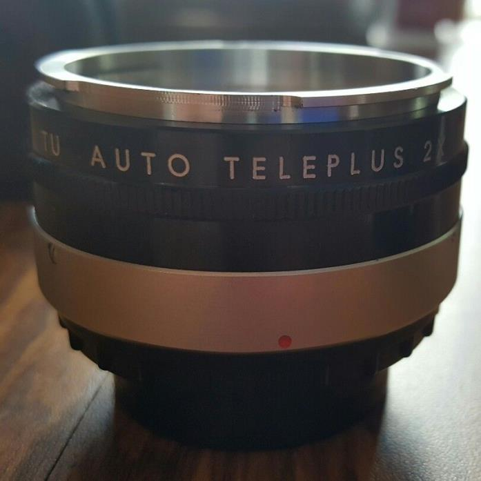 Kerko Auto Teleplus 2x Camera lens with case