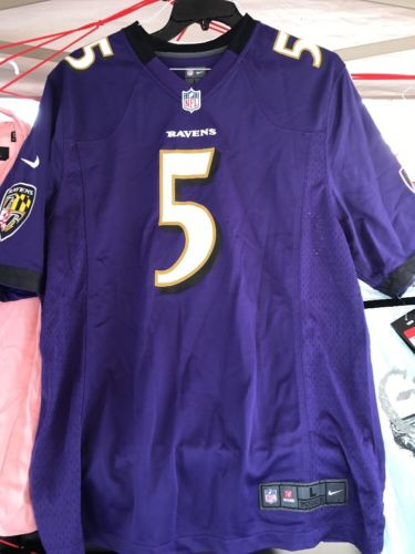 NFL Flacco Jersey