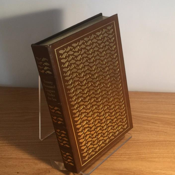 Twenty Thousand Leagues Under the Sea by Jules Verne. Easton Press Collector's E