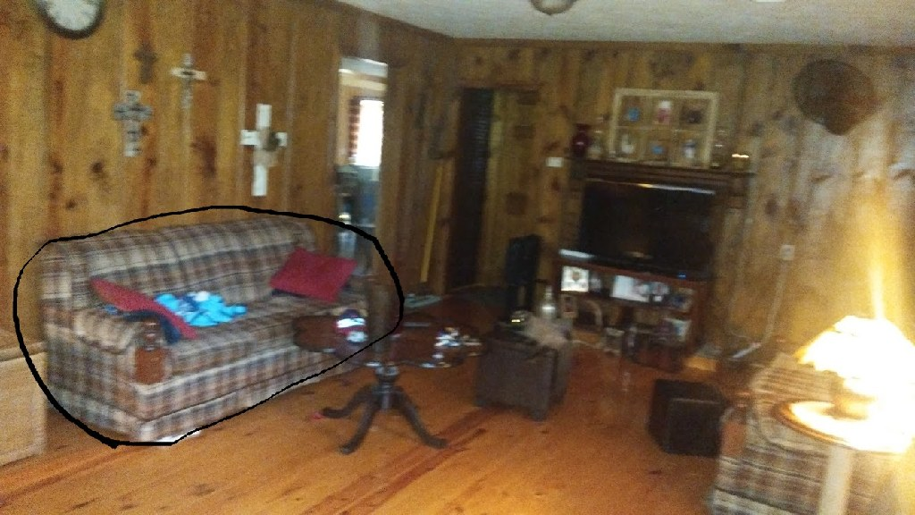 PLAID COUCH, CHAIR, & LOVE SEAT