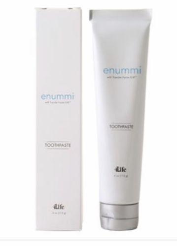 Enummi Toothpaste 4Life (4 oz liq) fluoride free FREE SHIPPING!
