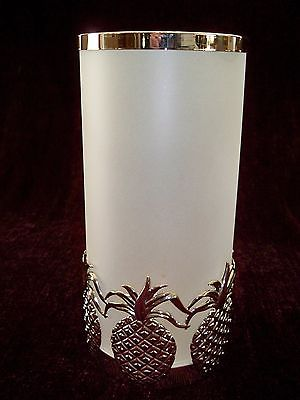 Lenox Silverplate Williamsburg Collection Kirk Stieff Pineapple Candleholder