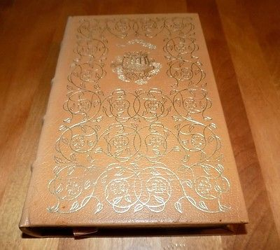 JUDE THE OBSCURE THOMAS HARDY EASTON PRESS CLASSIC BOOK LEATHER BINDING