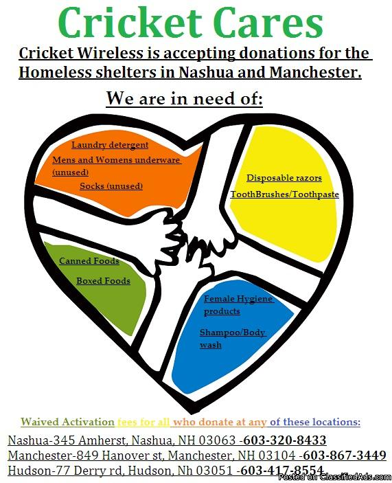 Cricket Cares!
