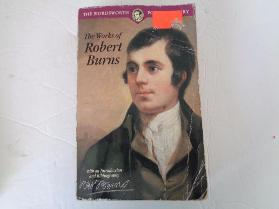 The Works of Robert Burns.  1994