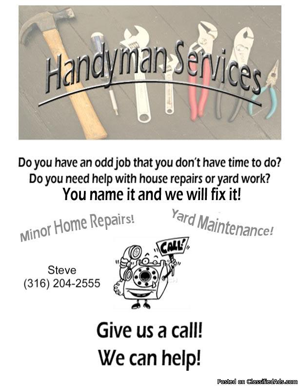 Stone Of All Trades' Handyman Services