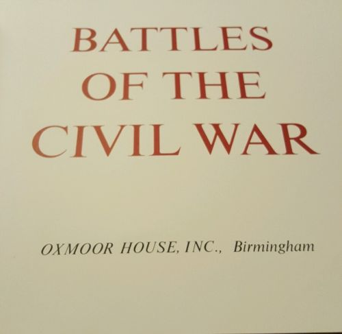 Battles of the Civil War The Complete Kurz & Allison Prints Limited 0005 of 7700