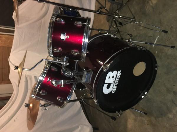 Killer Drum Set