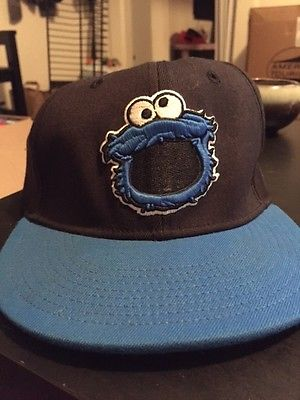 Sesame Street Cookie Monster Hat Cap Rare