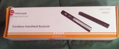 TAO Tronics Cordless Handheld Scanner