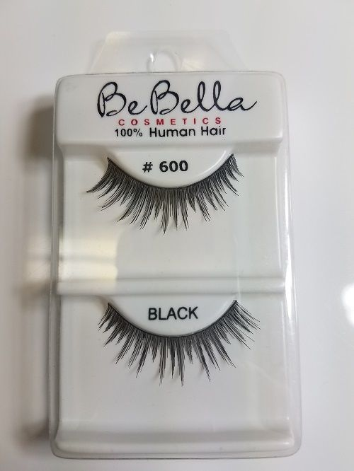*** BeBella Cosmetics 100% Human Hair RYH #600 US SELLER ***